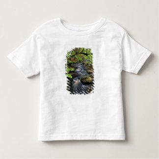 Creek flows through forest toddler t-shirt