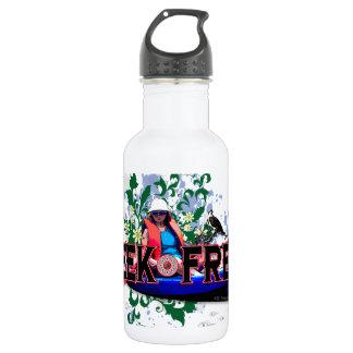 Creek Freak Stainless Steel Water Bottle