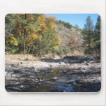 Creek in fall mouse pad