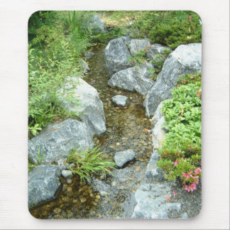 Creek in Japan Mouse Pad