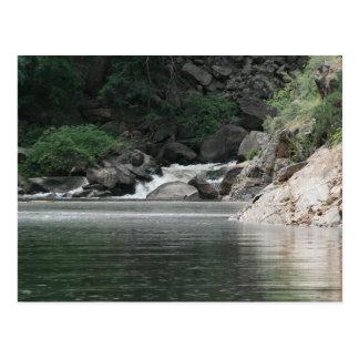 Creek Postcard