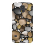 Creek Rocks Texture Galaxy S5 Covers