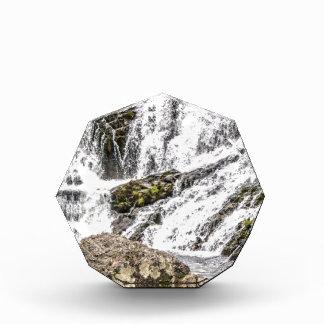 creeks pours over rocks award