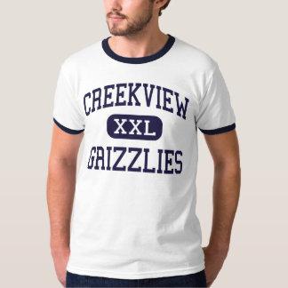 Creekview - Grizzlies - High - Canton Georgia T-shirt