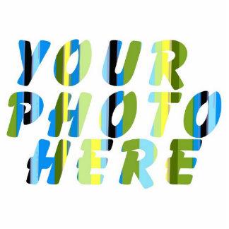 CRÉELE POSEEN LA FOTO ESCULTURA FOTOGRÁFICA