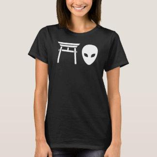 Creemos que somos una - sintoísta ellos - camiseta