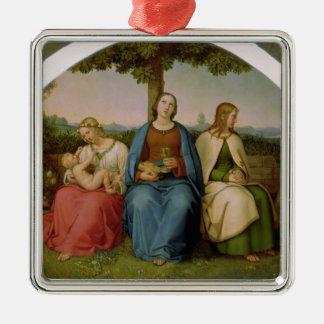 Creencia, esperanza y amor, 1819 ornamentos de navidad