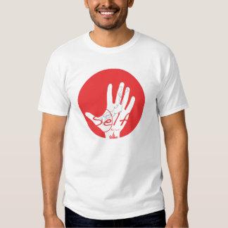 Creencia Japón del uno mismo Polera