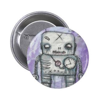 Creep Bot 2 Inch Round Button
