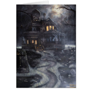Creep House Card
