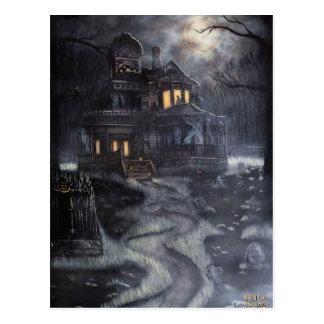 Creep House Postcard