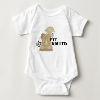 Creeper Infant Clothing ARMY ACU Camoflauge