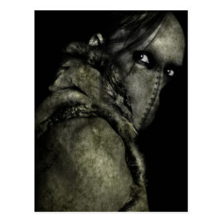 Creeper Postcard