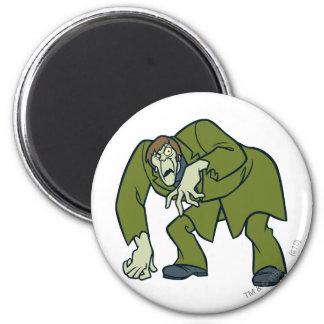 Creeper Villains Fridge Magnet