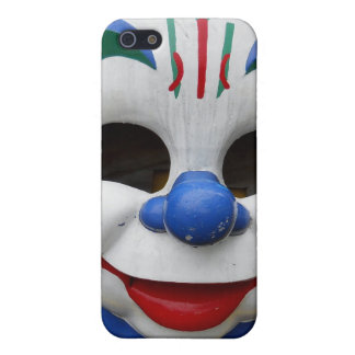 Creepiest Circus Clown Ever ! iPhone SE/5/5s Cover