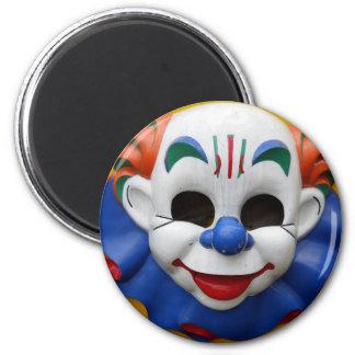 Creepiest Circus Clown Ever Refrigerator Magnet