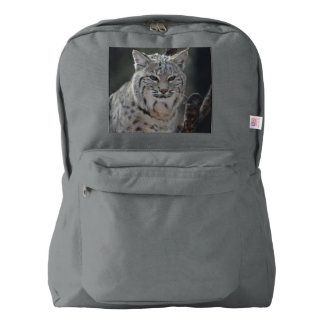 Creeping Bobcat Backpack