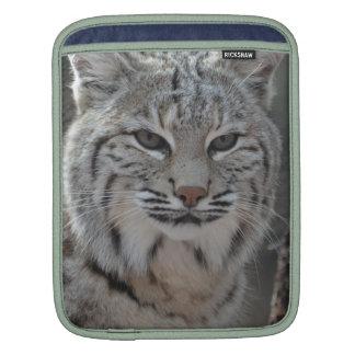 Creeping Bobcat iPad Sleeve