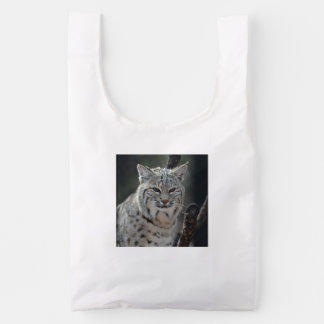 Creeping Bobcat Reusable Bag