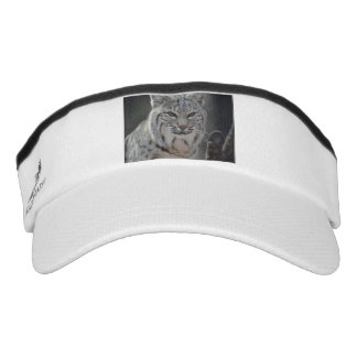 Creeping Bobcat Visor