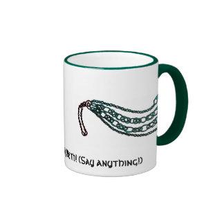 Creeping Celtic Knotwork Tree Coffee Mugs
