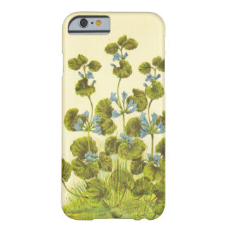 Creeping Charlie Vintage Illustration Barely There iPhone 6 Case