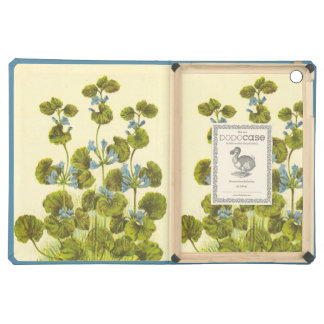Creeping Charlie Vintage Illustration iPad Air Covers