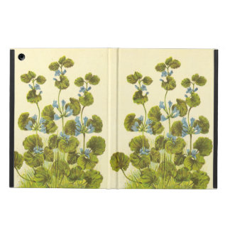 Creeping Charlie Vintage Illustration iPad Air Cover