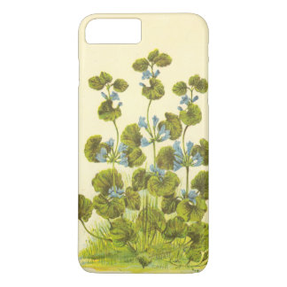 Creeping Charlie Vintage Illustration iPhone 7 Plus Case
