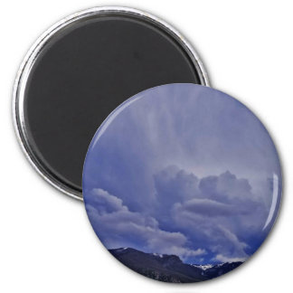 Creeping Clouds 1 Magnet