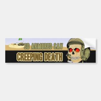 Creeping Death Car Bumper Sticker