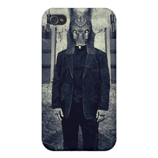Creeping death cover for iPhone 4