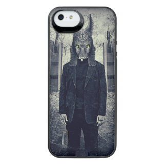 Creeping death iPhone SE/5/5s battery case