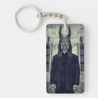 Creeping death keychain