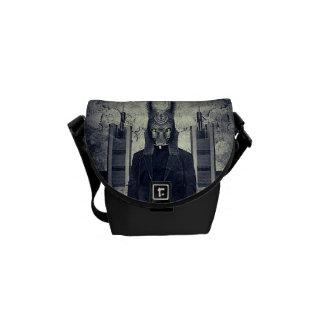 Creeping death messenger bags