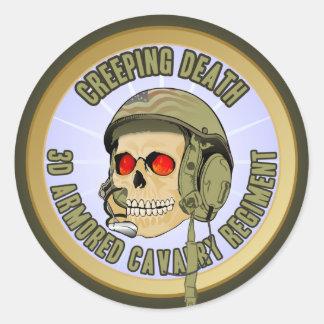 Creeping Death Stickers