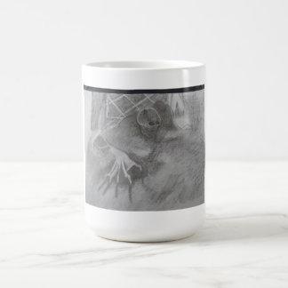 creeping ghoul coffee mug