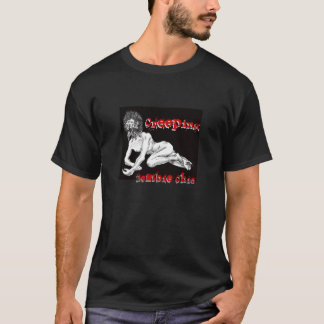Creeping Zombie Chic T-Shirt. T-Shirt