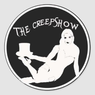 creepshow stickers