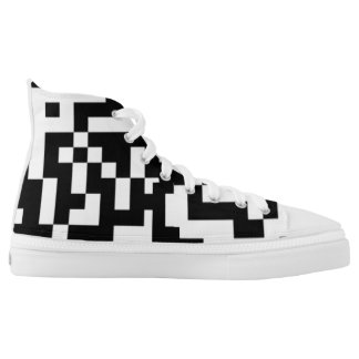 Creepwear NewCode HiTop sneaker Printed Shoes