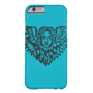 Creepy 17th Century Angel phone case Barely There iPhone 6 Case