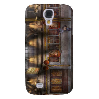Creepy - Apocalyptic - Obedience and Compliance Samsung Galaxy S4 Cover