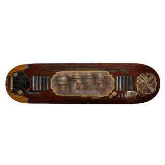 Creepy - Apocalyptic - Obedience and Compliance Skateboard Deck