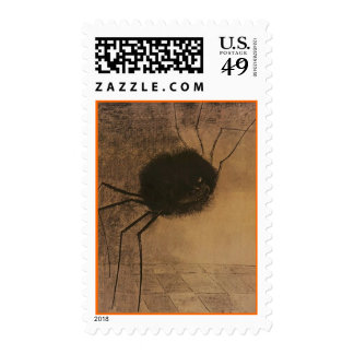 Creepy Arachnid Arachnida Spider Postage Stamps