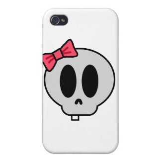 Creepy Baby Girl iPhone 4/4S Cover