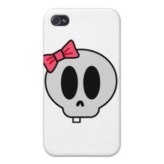 Creepy Baby Girl iPhone 4/4S Cover