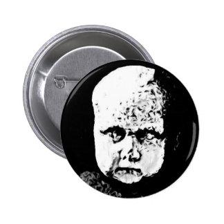 Creepy Baby Pinback Button