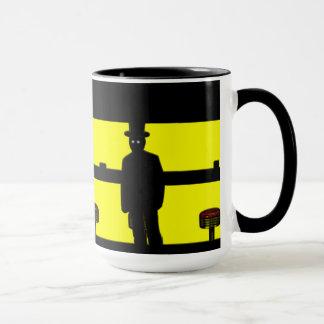 Creepy Bar Mug