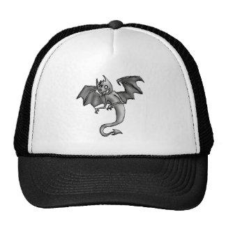 Creepy Bat Guy Trucker Hat