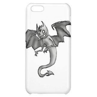 Creepy Bat Guy Case For iPhone 5C